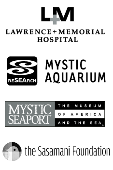 L+M Hospital, Mystic Aquarium, Mystic Seaport, The Sasamani Foundation