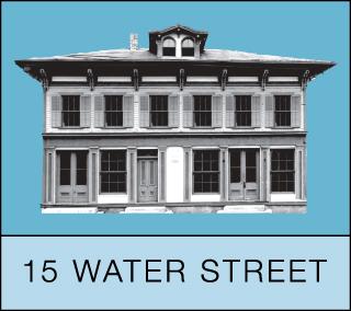 15 Water Street Logo