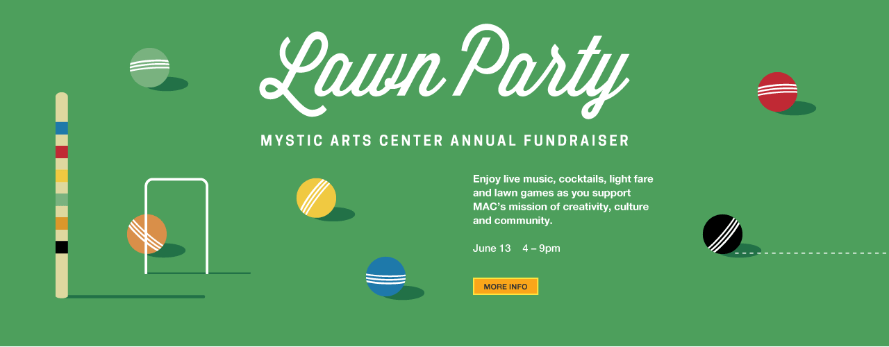 Lawn Party Fundraiser Hero