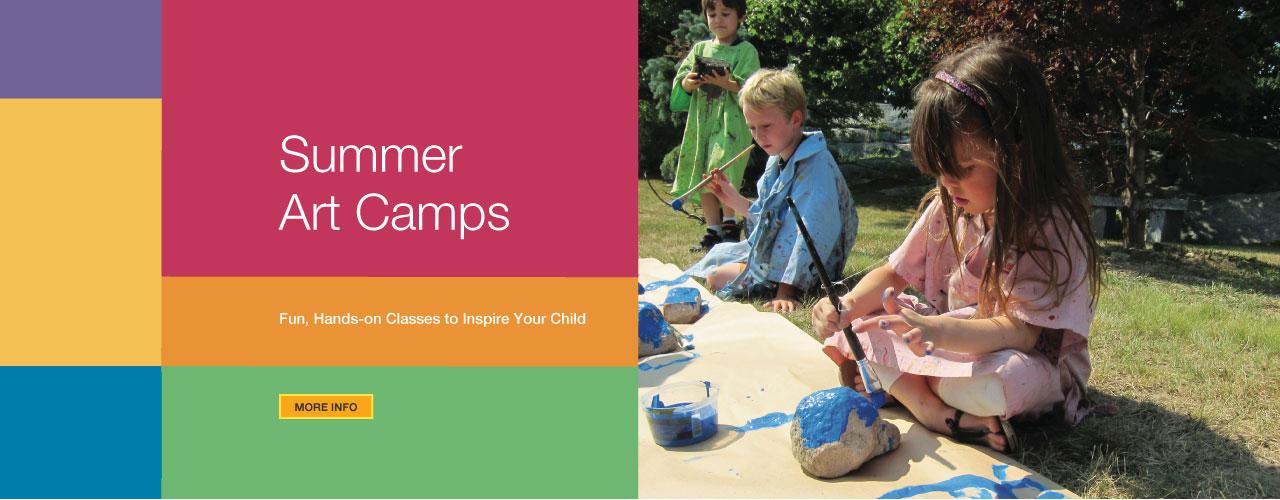 Summer Art Camps 2015